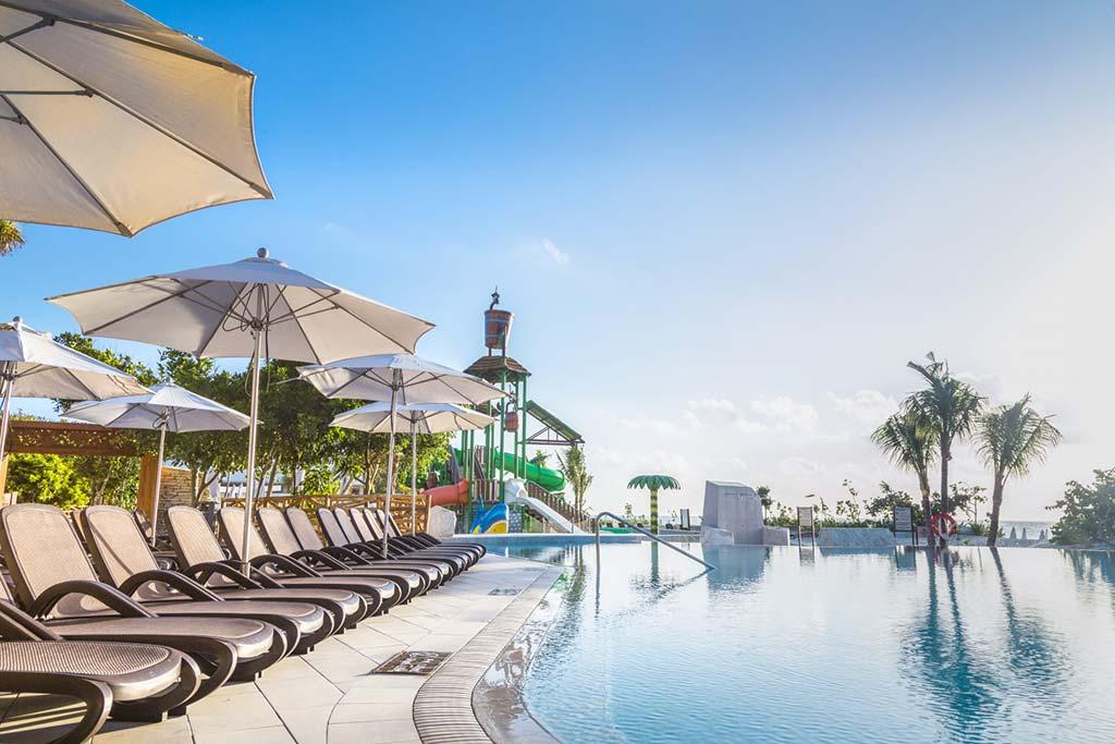 Sandos Playacar Beach Resort Spa All Inclusive Cancun Mexico