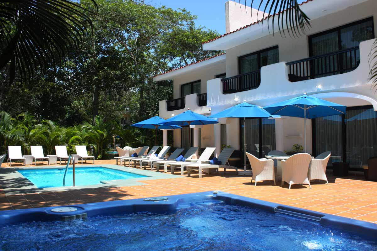 Sandos Playacar Beach Resort Riviera Maya All Inclusive Playa Del Carmen
